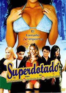 VER Superdotado, El Tamaño Si Importa (Gettin' It) (2008) Online