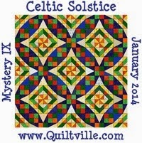 Bonnie Hunter's Celtic Solstice