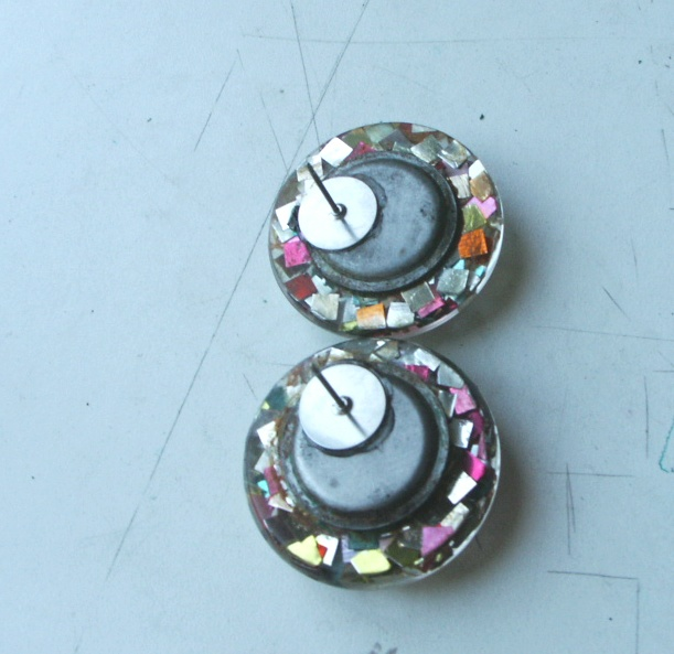 Vintage Advantage How To Turn Clip Earrings Into Post Earrings