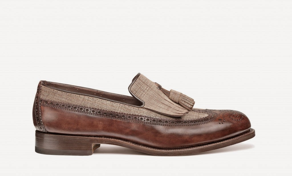 Santoni World Renowned Italian Shoes, Now Made Available ...