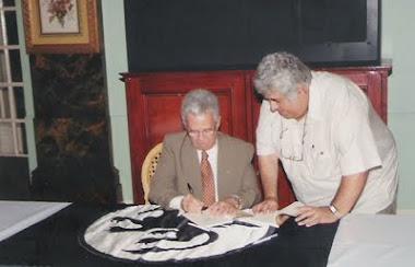 Noite  de  Autografos  com o  Livro  Guardanapo de  Papel