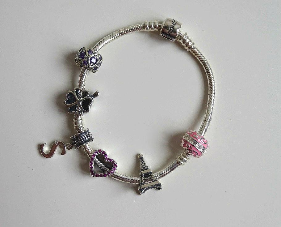bloquant bracelet pandora