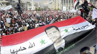 Συριακός Στρατός: «Απελευθερώσαμε 13 πόλεις – Ζήτω η Ρωσία, ζήτω ο Β.Πούτιν» Χιλιάδες νεκροί ισλαμιστές – Πανηγυρισμοί στην Συρία