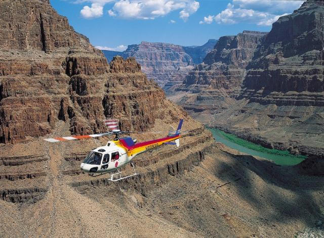 World Travel Grand Canyon All American Helicopter Tour