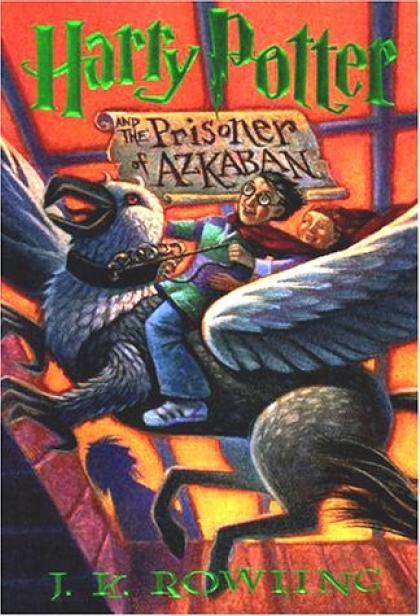 Harry Potter and the Prisoner of AzkabanHarry Potter 2 Book