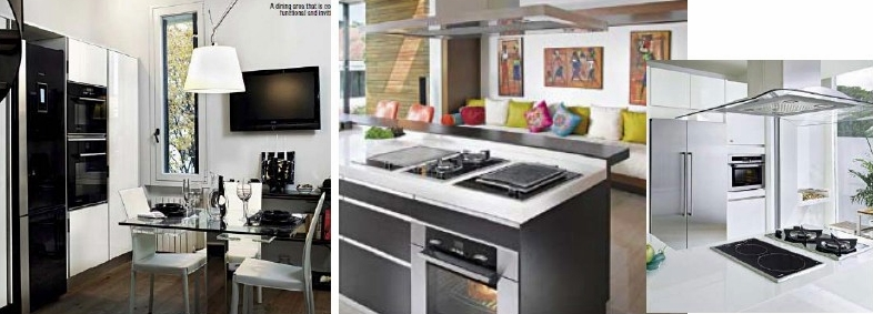Malaysia Property Reviews: De Dietrich - Your Kitchen Masterpiece