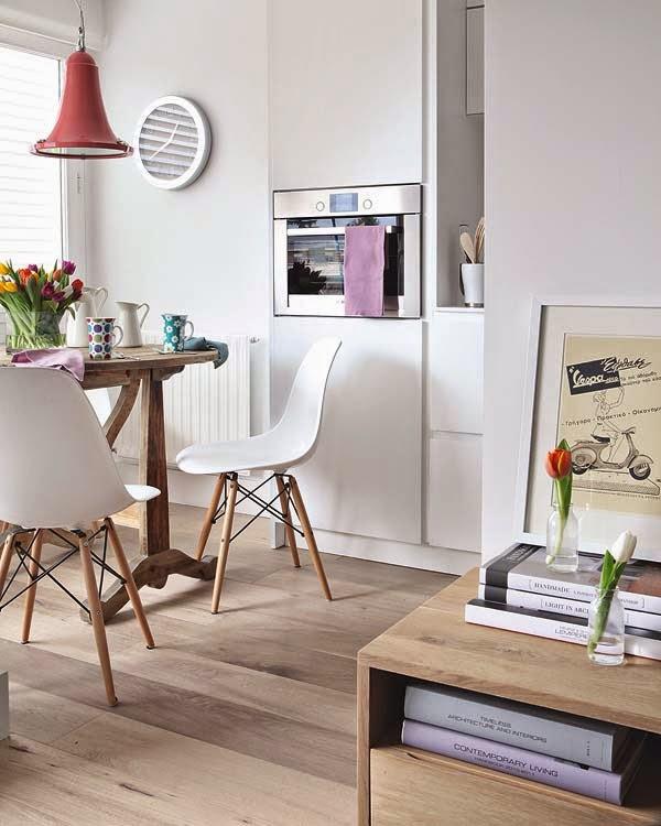 Chill decoraci n un colorido piso reformado en madrid for Decoracion piso en madrid