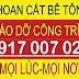 Khoan cắt bê tông Hà Nội - Hotline: 0917 007 022