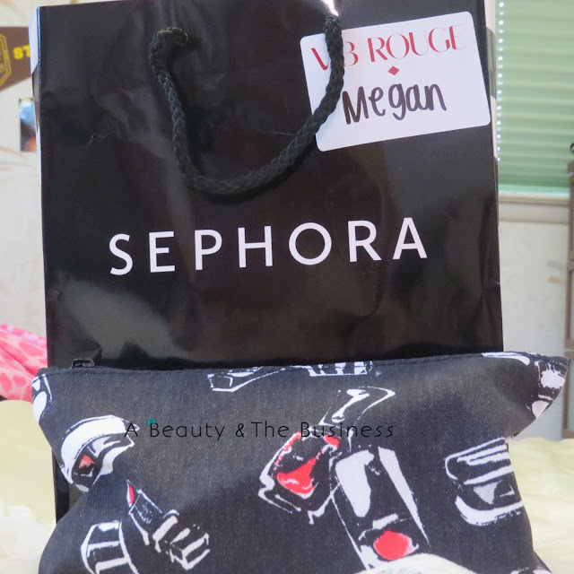 sephora haul, sephora rouge beauty before brunch, beauty before brunch, sephora event, sephora rouge, kat von d liquid lipsticks, kat von d new makeup news, makeup haul,kat von d noble swatch, kat von d requiem swatch, kat von d beloved swatch,