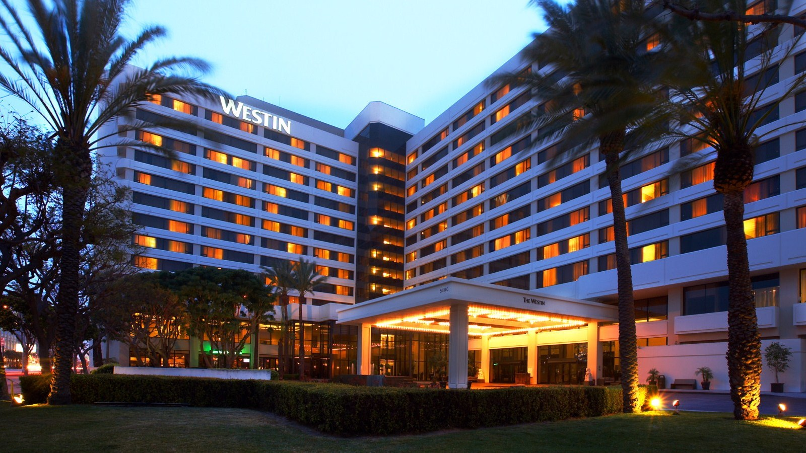 Westin Los Angeles Airport Hotel