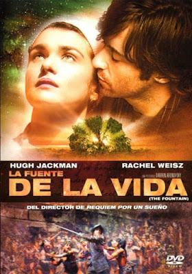 The Fountain 2006 DVD PAL R2 Spanish