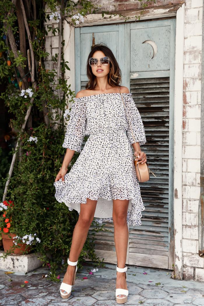 DIANE VON FURSTENBURG Camila printed silk-chiffon dress