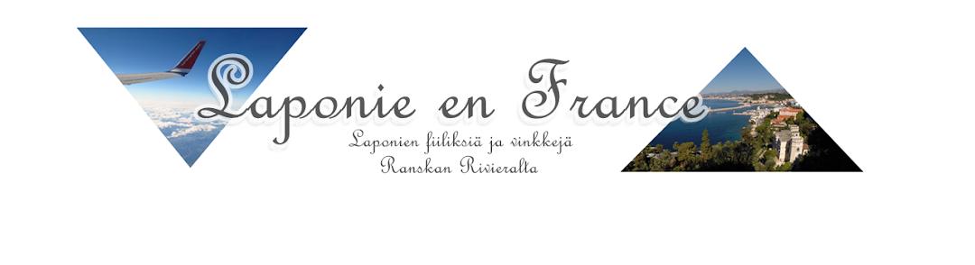Laponie en France