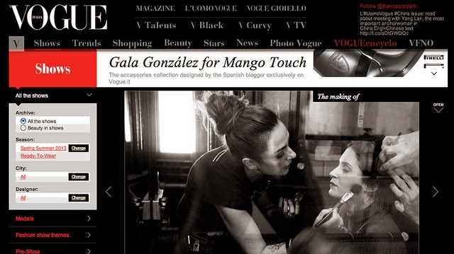 Gala Gonzalez for Mango: THE FASHION FILM