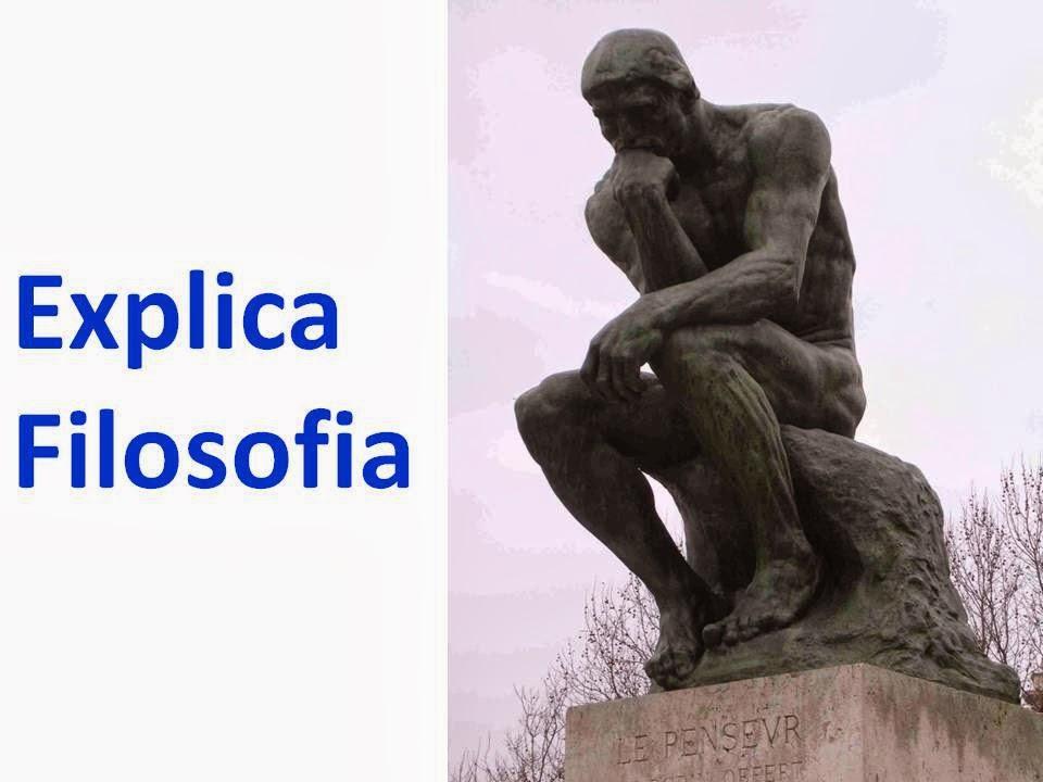 Explica Filosofia