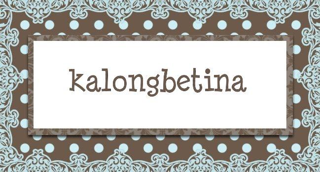 kalongbetina