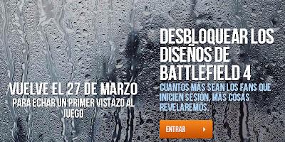 """Como conseguir la chapa """"I was there"""" entrando en battlefield.com"""