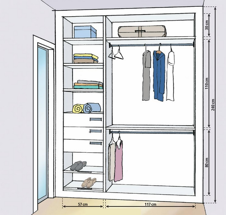 Planos low cost abril 2013 for Planos de closet
