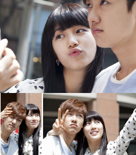 i miss you korean drama behind the scene - photo #4