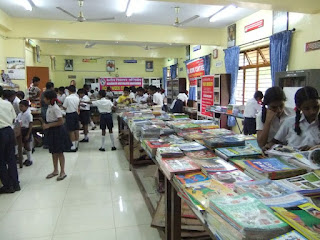 Children's Book Fair - Book Week Celebrations KV Kanjikode