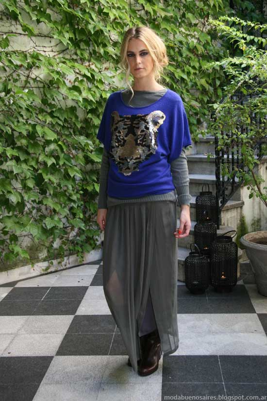 Olga Naum otoño invierno 2013
