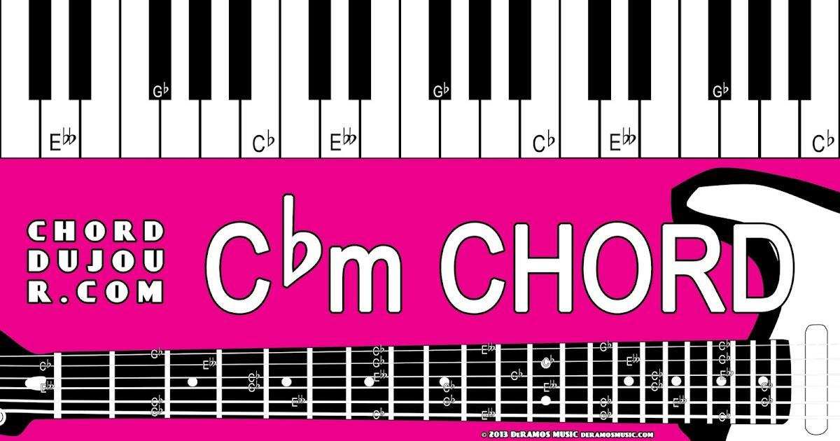 Chord Du Jour Dictionary Cbm Chord