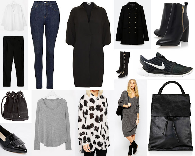 The Capsule Wardrobe Edit by What Laura did Next