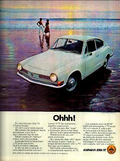 ; os anos 70; brazilian cars in the 70s; Oswaldo Hernandez; década de 70;
