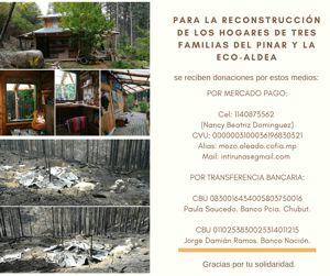 Solidaridad con La Comarca Andina