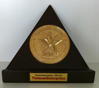 Giải thưởng Sao Vàng Đất Việt 2011