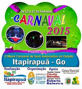 CARNAVAL 2015 - ITAPIRAPUÃ