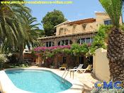 Villa in bester TOP-Lage von Moraira
