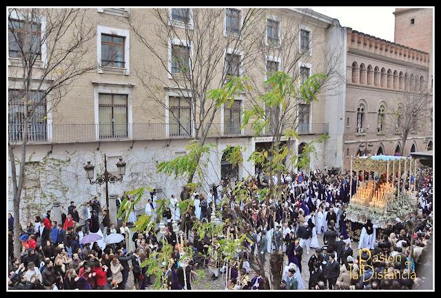 Virgen de Las Angustias de los Gitanos Laraña 2013