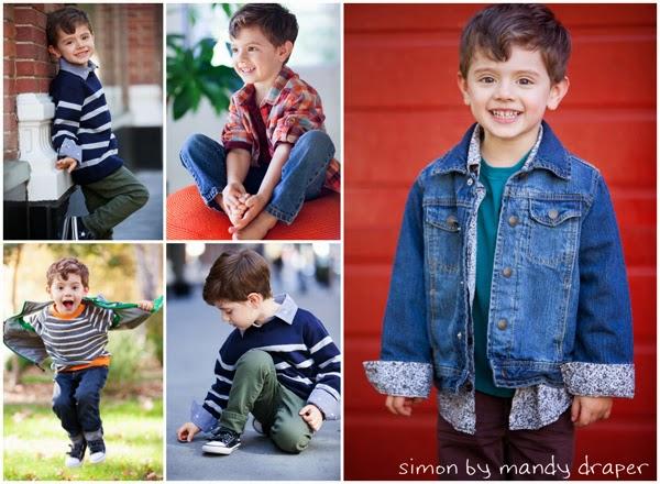 Simon - Cast Images - Mandy Draper Photo