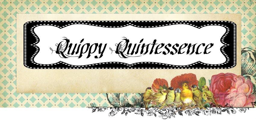 Quippy Quintessence