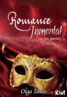 Romance Inmortal (Lazos Inmortales 2)- Olga Salar