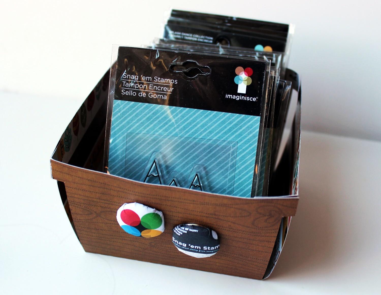 Imaginisce Blog Stamp Storage