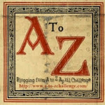 A To Z Challenge April 2012