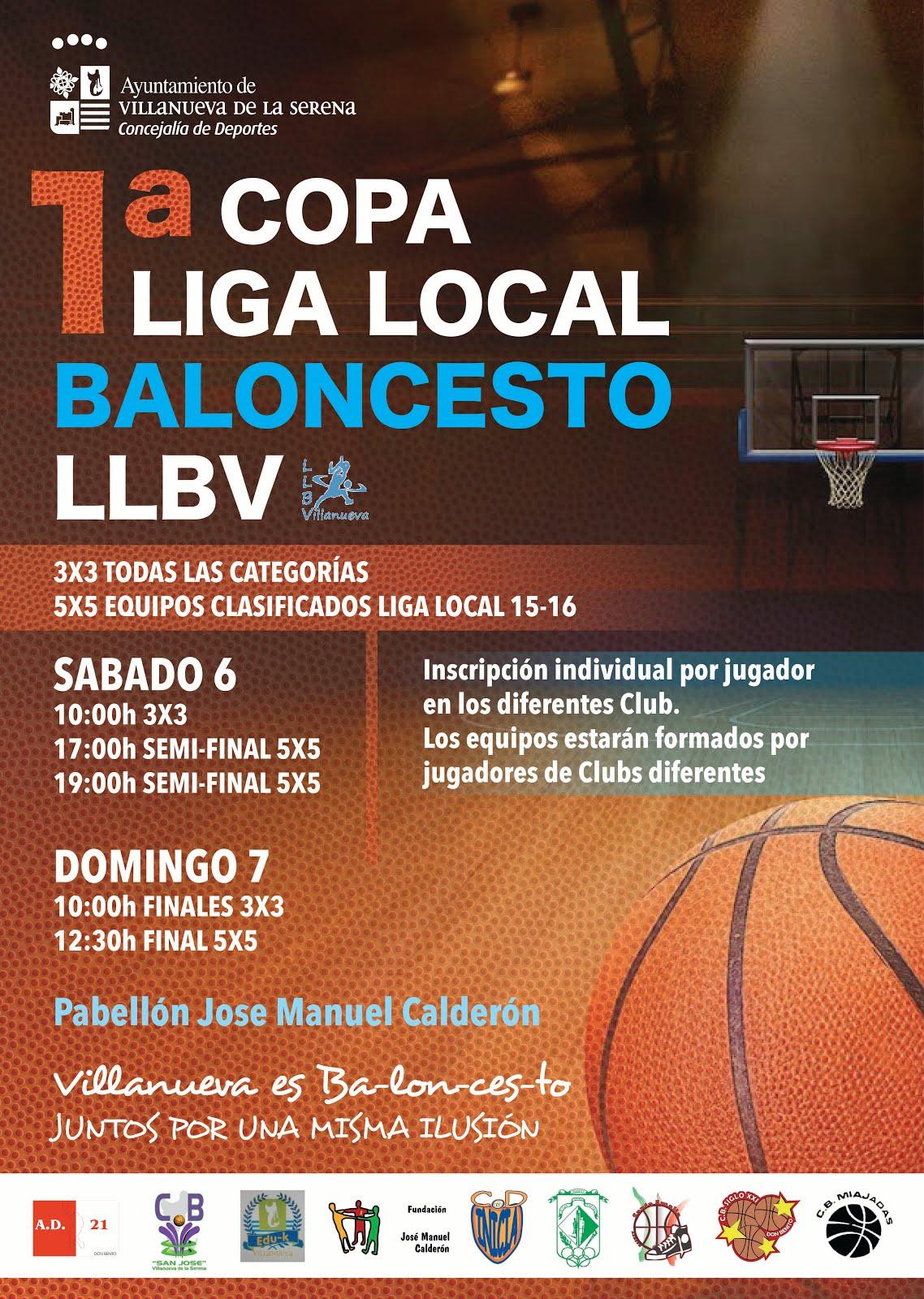 Liga Local Baloncesto