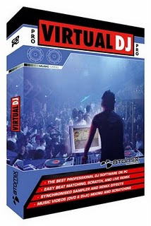 Lançamentos 2012 Downloads Download Atomix Virtual DJ Pro v7.0.4 + Crack