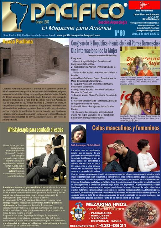 Revista Pacífico Nº 60 Arqueología