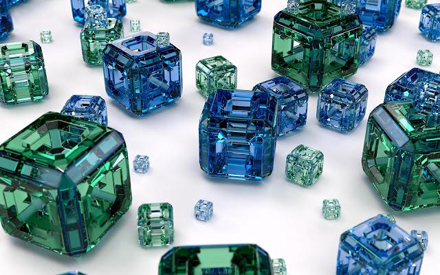 Beautiful Wallpaper: Beautiful Crystal Glass Wallpapers