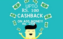Mobikwik upto Rs. 375 Recharge or Bill Payment Discount Coupons on Money Deposit : BuyToEarn