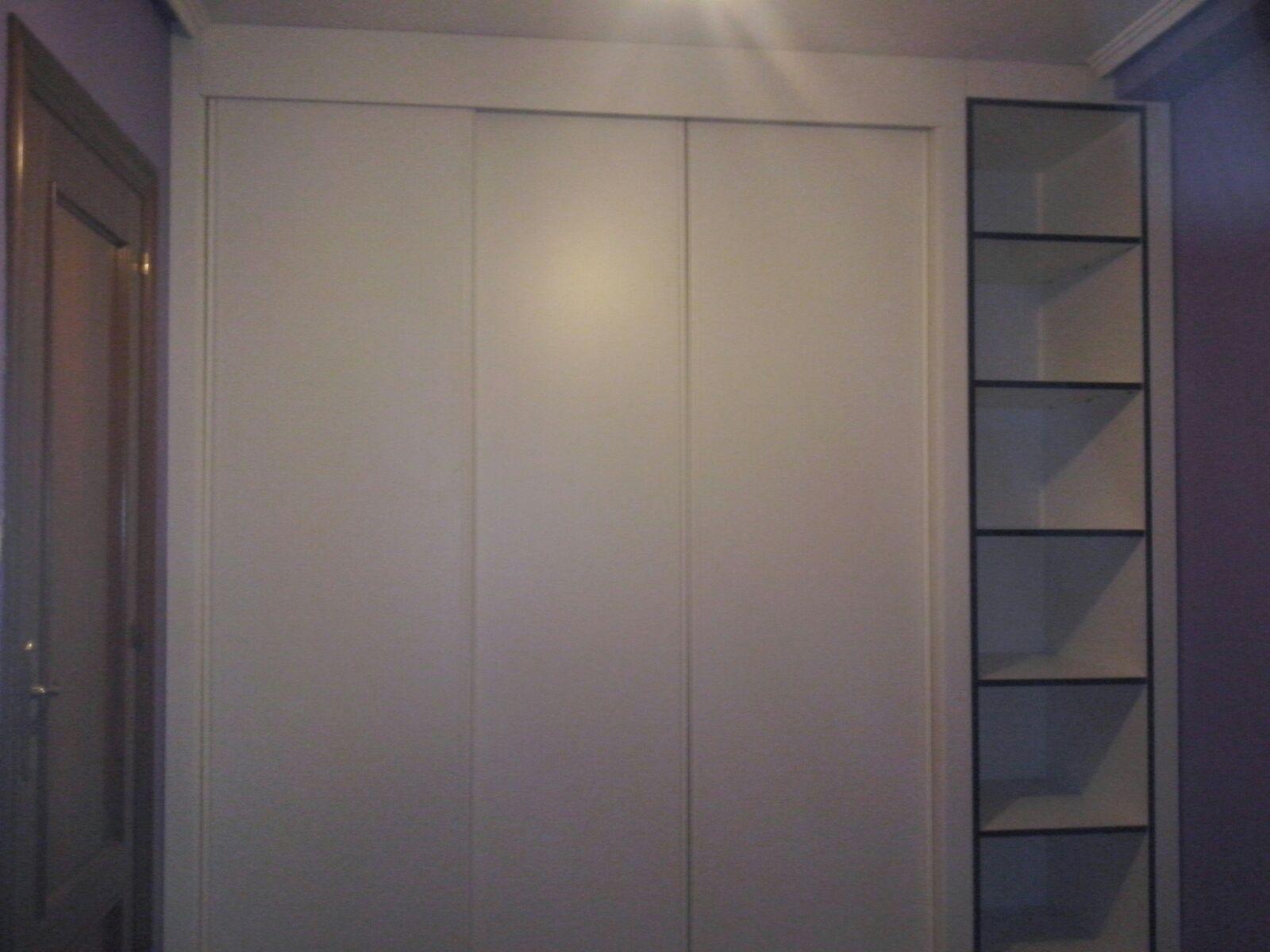 Frentes de armarios empotrados puertas correderas catlogo - Frentes de armarios ...