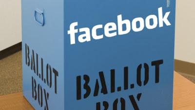 فيس بوك يعتزم سحب حق التصويت على سياساته من المستخدمين