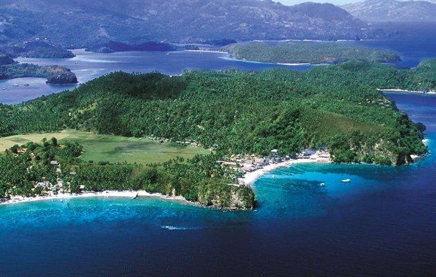 остров миндоро на филиппинах
