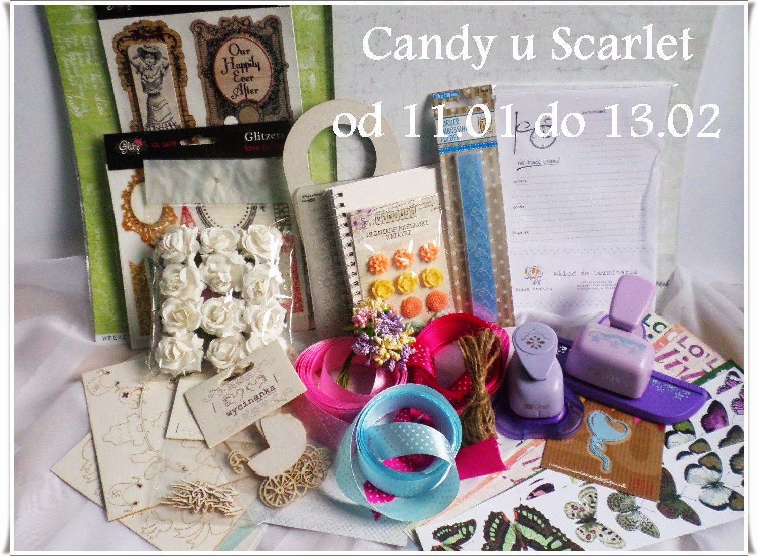 Candy do 13 lutego