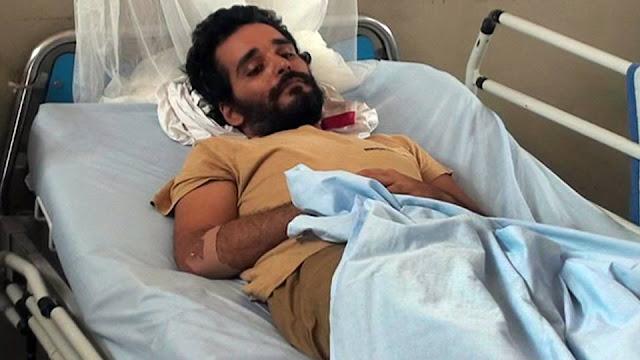 Luaty Beirão vulgo Ikonoklasta Termina Greve de Fome