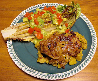 Cuban pork chops costillas de puerco