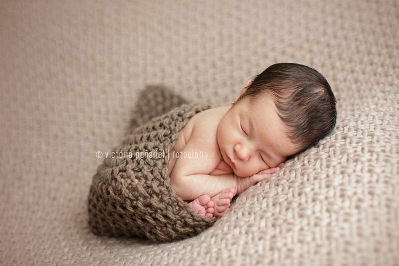 Victoria Peñafiel, fotografía de recién nacidos